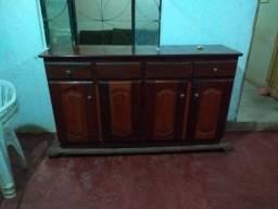 Balcão de madeira  390,00