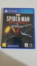 Jogo PS4 - Spider-man Miles Morales