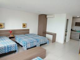 Apartamento com 1 dormitório à venda, 43 m² por R$ 250.000,00 - Cruz das Almas - Maceió/AL