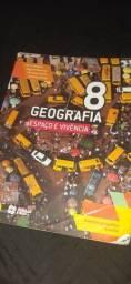 Livro de geografia 8° ano