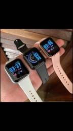 Título do anúncio: smartwatch d20 com sua foto na tela