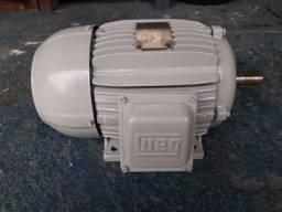 Motor elétrico trifásico 2 cv rpm 1160.