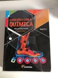 Box de livros de química editora moderna