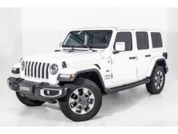 Jeep Wrangler Unlimited Overland