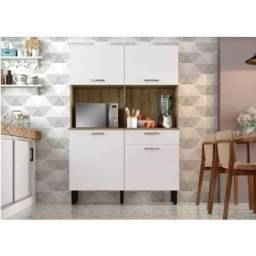 Título do anúncio: Kit cozinha itatiaia i1 120 100% MDF - Entrega Grátis p Fortaleza
