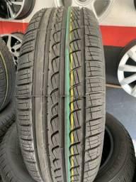 Título do anúncio: Pneu 195/55/16 Remolde tekys tyres
