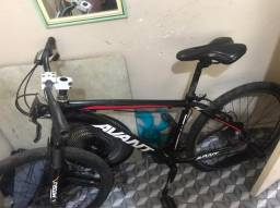 Bicicleta avant alumínio