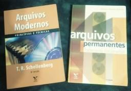 Livros de Arquivologia