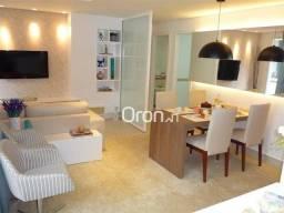 Título do anúncio: Apartamento Duplex com 2 dormitórios à venda, 77 m² por R$ 475.000,00 - Setor Oeste - Goiâ