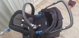 Título do anúncio: Carrinho de bebê + bebê conforto