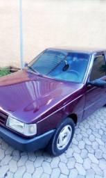 Uno SX 96/97, vermelho, rodas de magnésio. Documentos 2020.