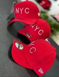 Boné Aba Curva NYC