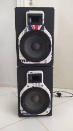 Monitor de Referência para Home Studio 60w