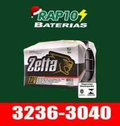 Bateria zetta - Bateria 60ah de carro