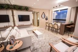 Apartamento com 2 dormitórios à venda por R$ 287.000 - Aeroviário - Goiânia/GO