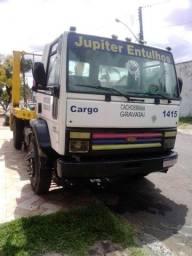 Caminhão ford cargo 1415 e 15  conteiners<br>Para entulho<br>
