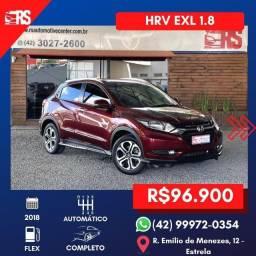 Honda HR-V 1.8 EXL Aut. 2018
