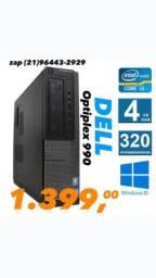 Dell optiplex 990 - Intel Core i3 / 4GB DDR3 / HD 320