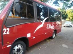 Micro onibus senior troco por van
