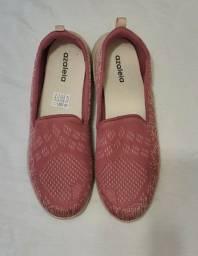 Sapato confortável azaleia