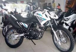 Yamaha Xtz Crosser Branca 150 S - 2018 - 2018