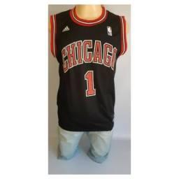 Camisetas de Times de Basquete da NBA Promoção últimas Peças
