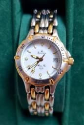 e7ce78c0ddb Relógio feminino Bulova