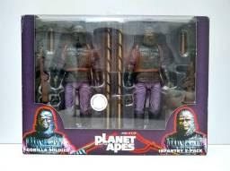 Pack Planeta dos Macacos NECA