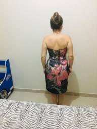 Dois vestidos comprado da loja dona de si bem conservado