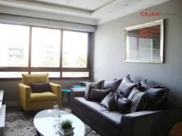 Apartamento 3 dormitórios com 2 vagas de garagem no bairro Rio Branco
