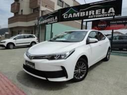 Corolla GLi Upper 1.8 Flex 16V Aut. Unico Dono - Apenas 24 Mil Km