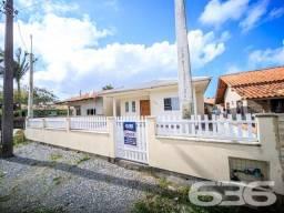 Casa à venda com 2 dormitórios em Costeira, Balneário barra do sul cod:03016261