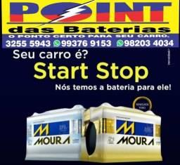 Bateria Moura Sistema Start Stop