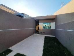 Casa com 2 dormitórios à venda, 45 m² por R$ 179.000,00 - Sítio Cercado - Curitiba/PR