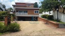 Casa com 4 dormitórios para alugar, 578 m² Residencial Dez (Alphaville) - Santana de Parna