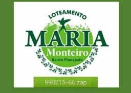 Loteamento Maria Monteiro ( Trindade .Goias )