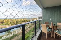 Lindo apartamento no Cond. Terraço Laguna, mobiliado na Reserva do Paiva