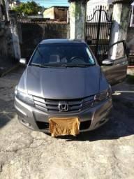 Honda City EX 2012 - Completo - 2012