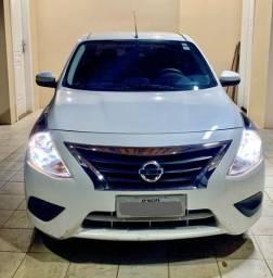 Nissan Versa 1.6 16V FLEXSTART SV 4P XTRONIC 2019 - 2019
