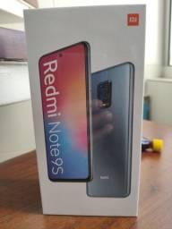 Imperdível* Redmi Note 9s da Xiaomi// Novo lacrado com garantia e entrega imediata