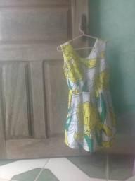 Vestido curto estilo boneca Tam M vesti P chamar no zap *