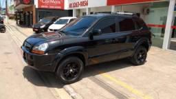 Tucson 2.0 16V Flex Aut. 2012/2013 Completa com Ar Condicionado + Banco de Couro - 2013