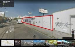 Venda de terreno a 25 metros da avenida Domingos Olimpio