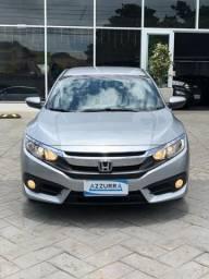 Honda civic 2.0 16v flexone exl 4p cvt 2017 - 2017