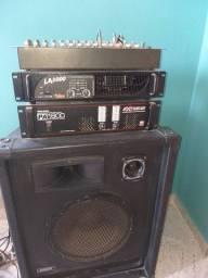 Amplificador potencia