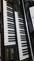 Órgão usado em perfeito estado