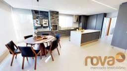 Apartamento à venda com 4 dormitórios em Setor marista, Goiânia cod:NOV235635
