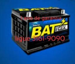 Bateria de 60ah 1 ano de garantia 3161-9090