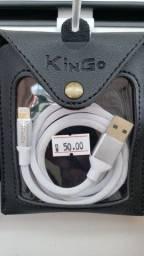 Cabo Kingo para iPhone XS