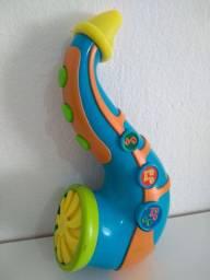 Saxofone musical